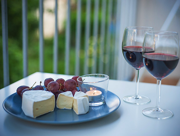 Best wines to drink with Cheese